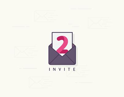 #2 Invite