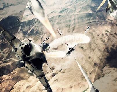 rafale battle of the sky