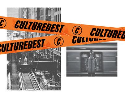 Culturdest Brand Identity