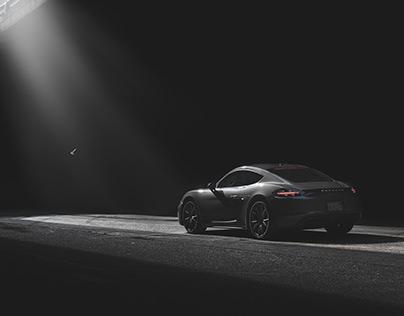 Porsche 7 1 8 Cayman - LAST LIGHT