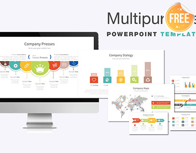 Free Download Multipurpose Powerpoint Template