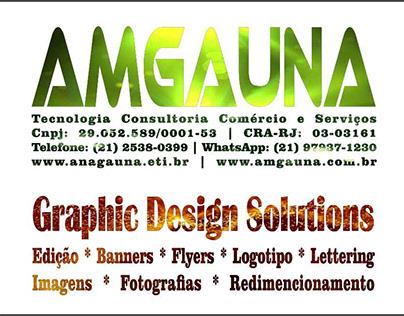 AMGAUNA GRAPHIC DESIGN SOLUTIONS