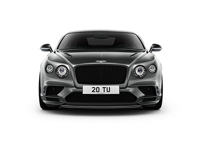 Bentley Super Sports: CGI & Retouching