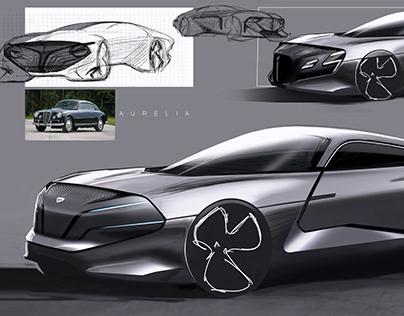 D O O D L E 21 _ car sketches (updated)