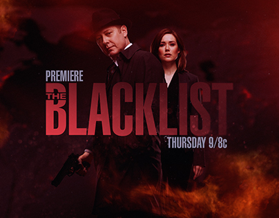 The Blacklist (Season 4) | On-Air Promotion Brand Pkg