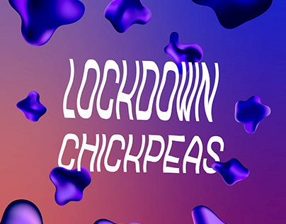 Lockdown Chickpeas