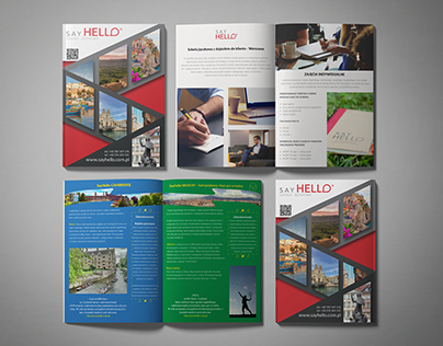 Catalog and roll up design