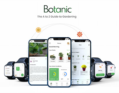 Botanic - The A to Z Guide to Gardening