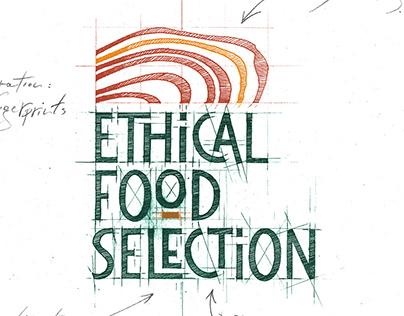 Ethical Food Selection - Logo Design