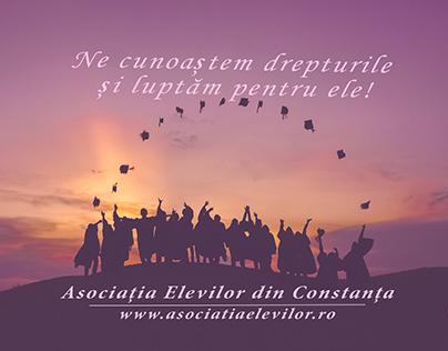 Constanta  Students's Association Facebook Cover