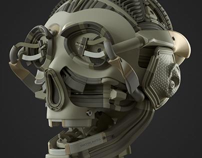 Patrukita   Skull Design