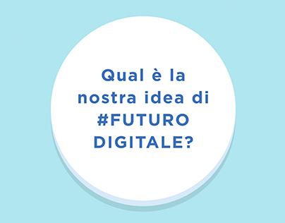 Qual è la tua idea di futuro digitale? BICE!