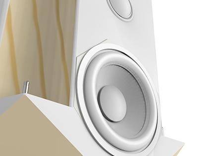 UMBREL. Speaker for Monitor Audio.