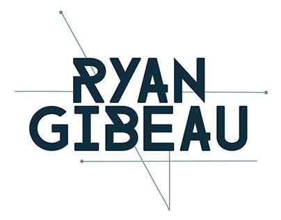 Ryan Gibeau Logo & Branding