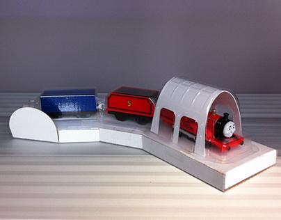 Toy Blister Packaging Design