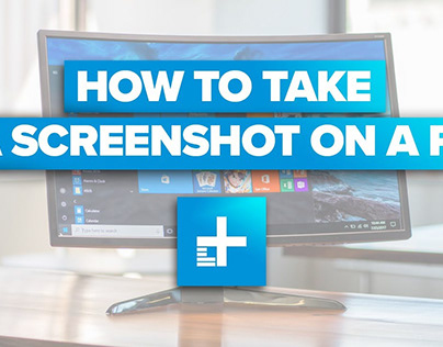 How To Screenshot On PC - SBMHowTo