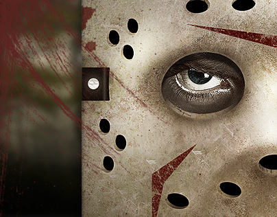 Jason Voorhees - Friday the 13th iOS icons