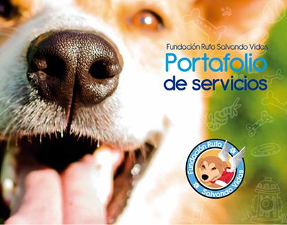 Portafolio de Servicios Fundación Rufo Salvando Vidas