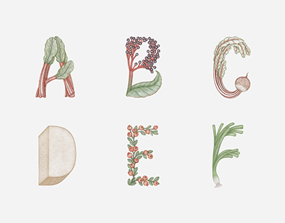 Närproducerat, Pop-up Farmers Market Alphabet