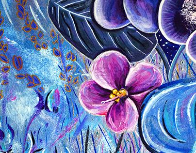 Infinite Violet