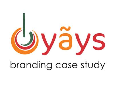 Oyays Branding Case Study