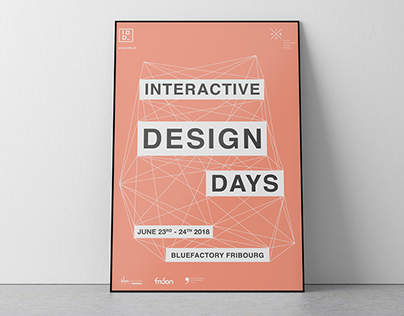 INTERACTIVE DESIGN DAYS / Poster & Line-Up