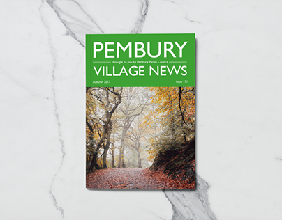 Pembury Village News