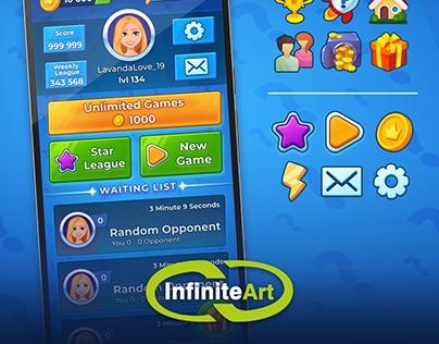 UI kit (90 hours)