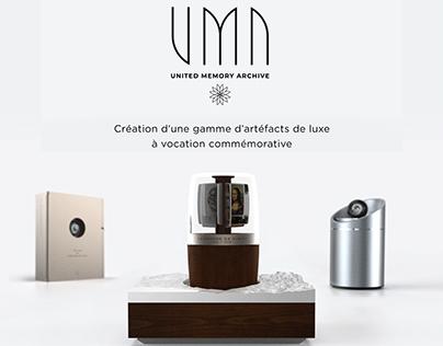 2019 - U.M.A (United Memory Archive)