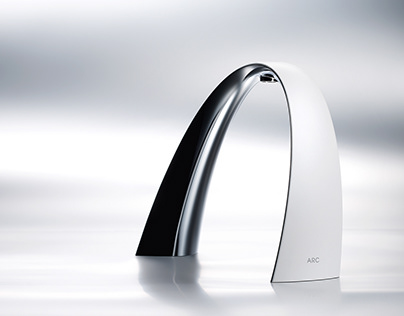 ARC|Water Faucet for Island Kitchen