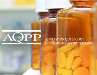 AQPP - Site web