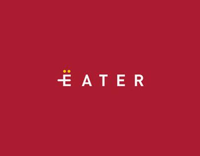 Eater APP - UX/UI