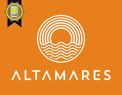 ALTAMARES - BRANDING (PREMIO CLAP 2018)