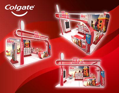 Colgate Stand