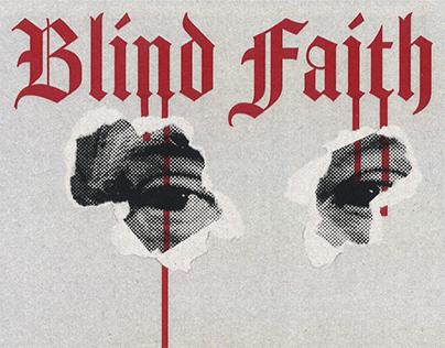 Blind Faith Broadsheet