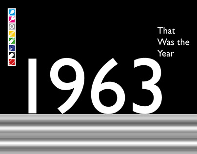 That Was the Year 1963