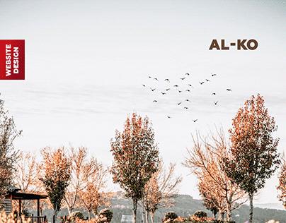 AL-KO website