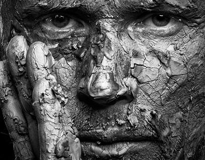 Tomasz Radziewicz Sculptor Portrait of the artist