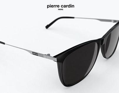 Pierre Cardin - Glasses 3D animation