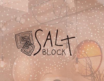 Salt Block Branding