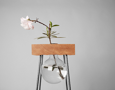 Table for a flower