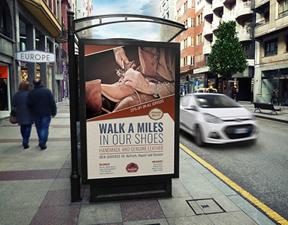 Cobbler Poster Template