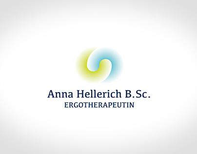 Anna Hellerich – Brand Identity