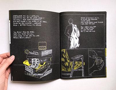 Boxer: An Illustrated Album Zine