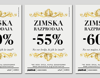 ZIMSKA RAZPRODAJA (WINTER SALE)