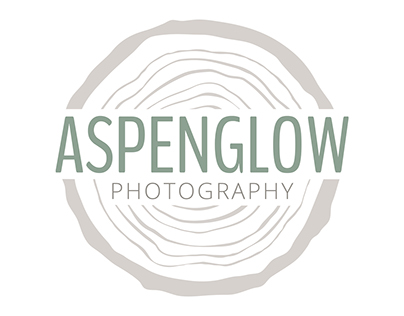 Aspenglow Photography Brand & Website