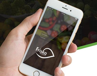 Friska Organics Delivery