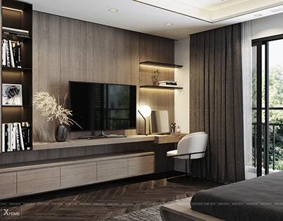 Villa Eden Rose - Master Bedroom