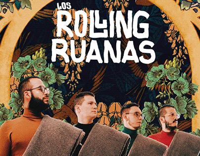 Cartel Rolling Ruanas