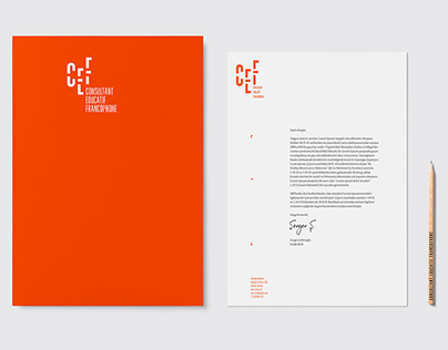 CEF — Brand Identity